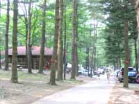 Knoebels Camp ground